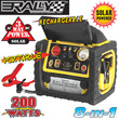 Rally Portable Power With Solar Panel